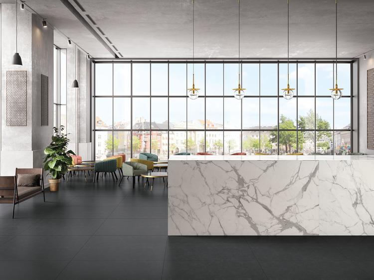 Gres porcelánico efecto resina - Elements Design