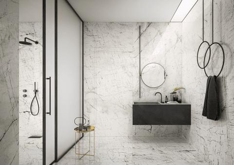 Pavimenti e Rivestimenti effetto marmo - Eclectic