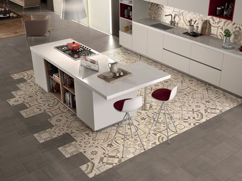 керамогранит бетон эффект - Cementine