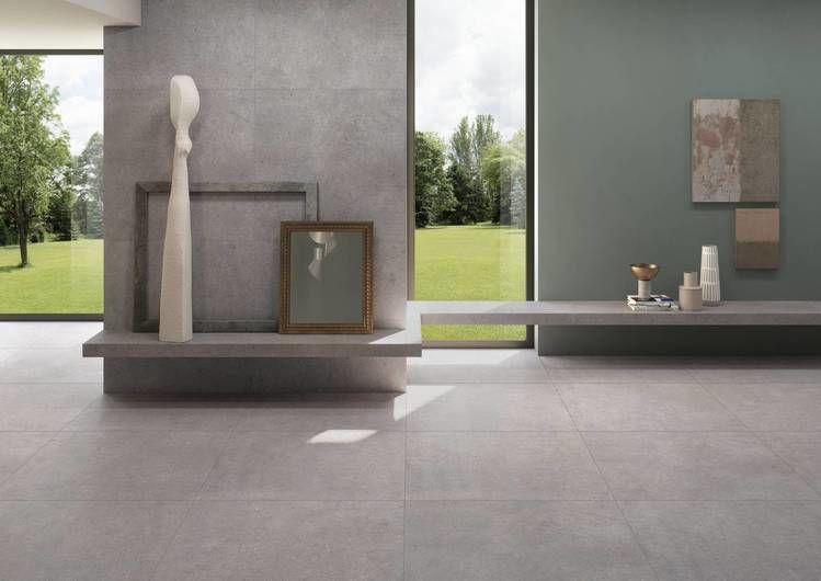 pavimenti effetto pietra da interno grigia