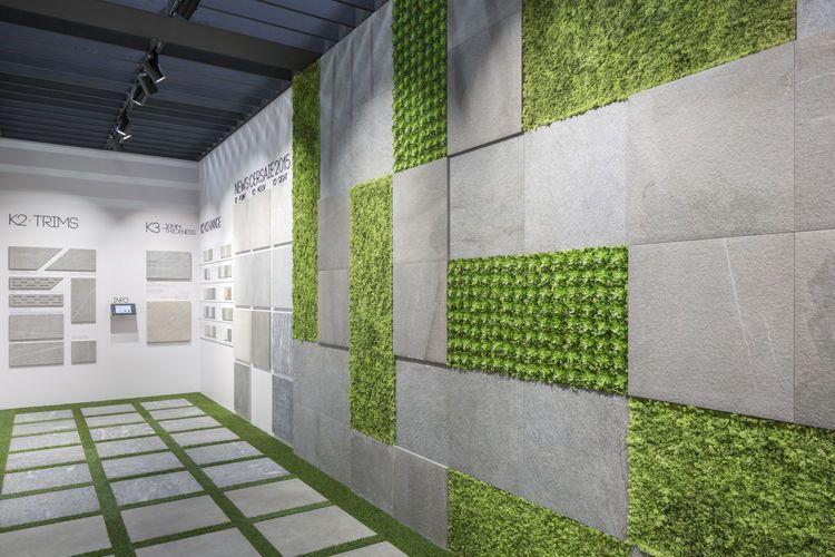 Surface pour votre Vie en plein air - 14 collections, 9formats, 38 couleurs - K2 Project - 2cm Epaisseur