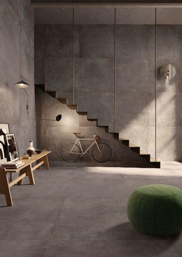 pavimenti effetto cemento industriale