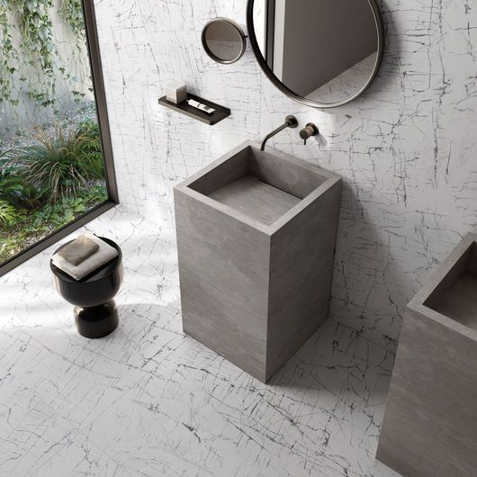 LAVELLO A COLONNA - COLUMN SINK
