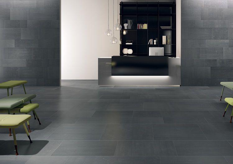 Back Anthracite 30x60 cm - Noir - intérieur