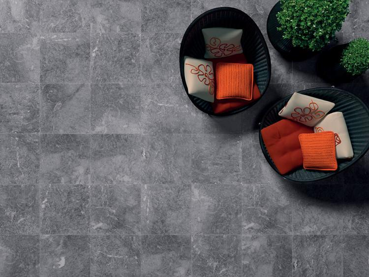 Stone effect tiles for gardens and outdoors - Sight