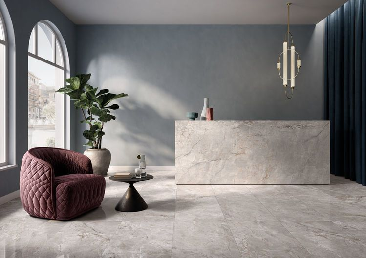 Elements LUX Silver Grey