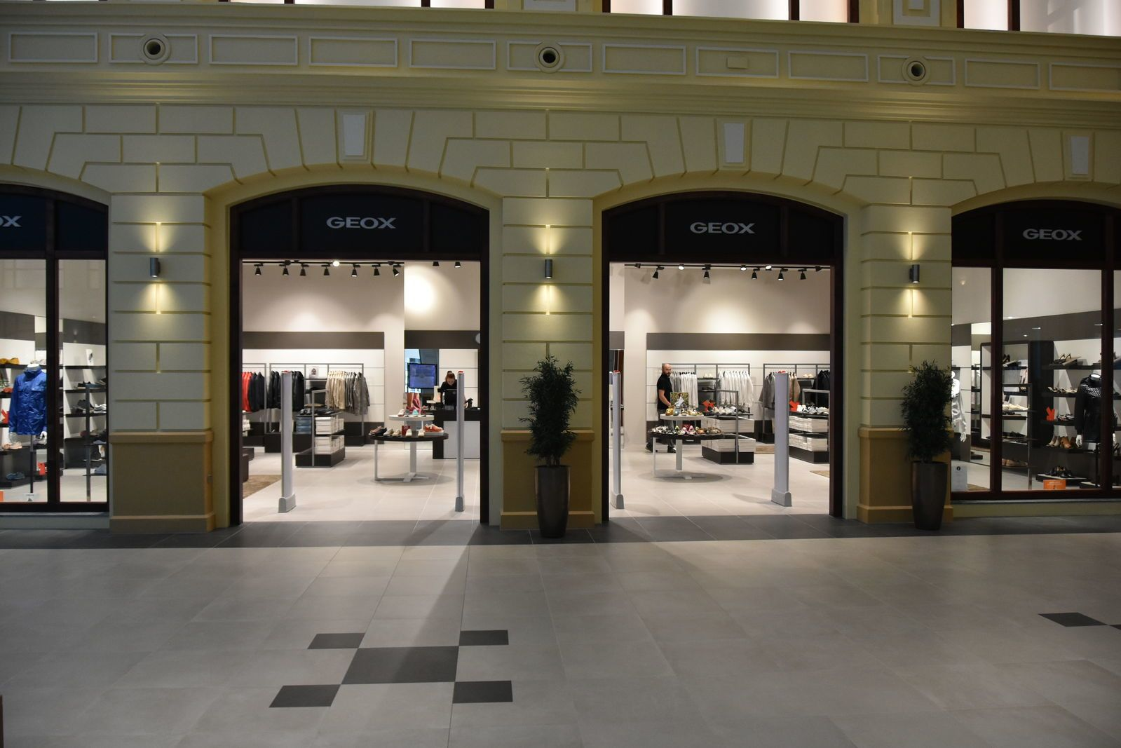 The Style Outlets - Praga (CZ) - Ceramiche KEOPE