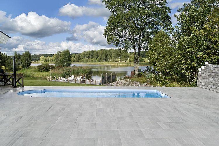 Villa privada con piscina - Suecia