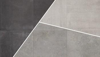 Gres porcellanato effetto Cemento e Resina