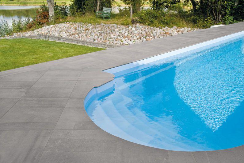stone-effect outdoor flooring 20 mm