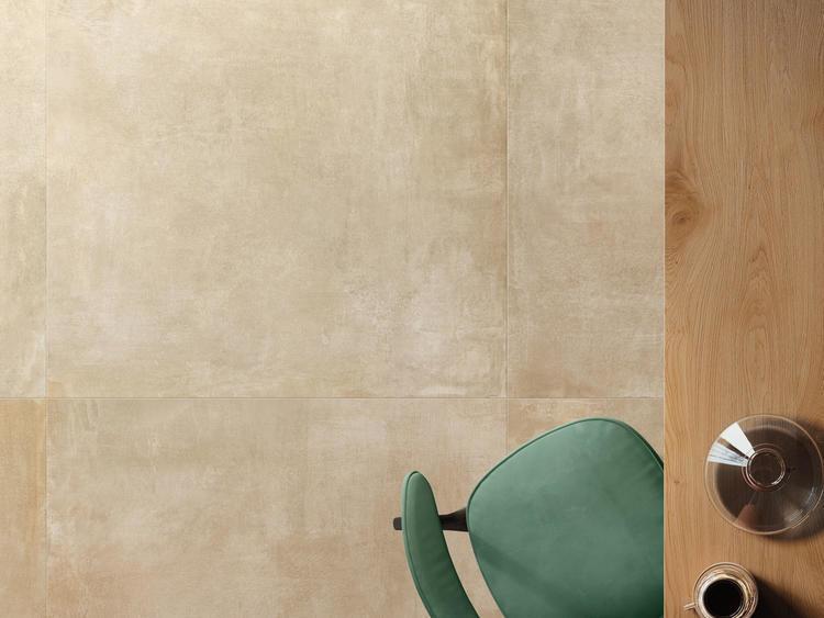 industrial concrete porcelain stoneware floors