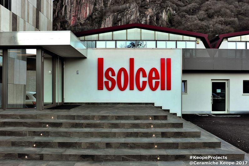 Isolcell In&Out Percorsi Extra