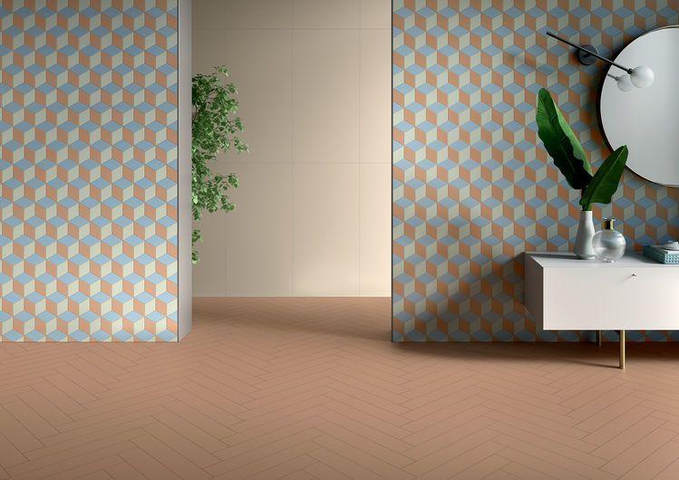 Elements Design - Mosaico cotto