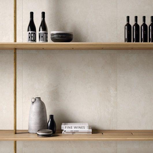 Ikon White 90x90 cm  - Bianco - Interno
