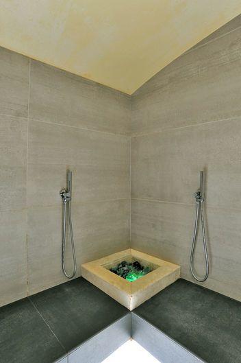 Link Ghost White - Dark Shadow 60x120 gres porcellanato effetto cemento