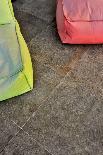 In&Out P.Extra Pietra di Lavis 60x60 K2 20mm gres porcellanato effetto pietra