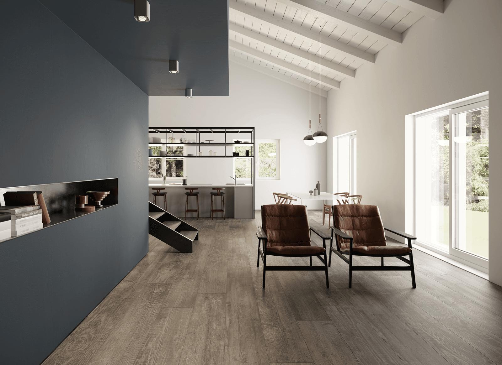Pavimenti gres porcellanato effetto legno soul ceramiche keope