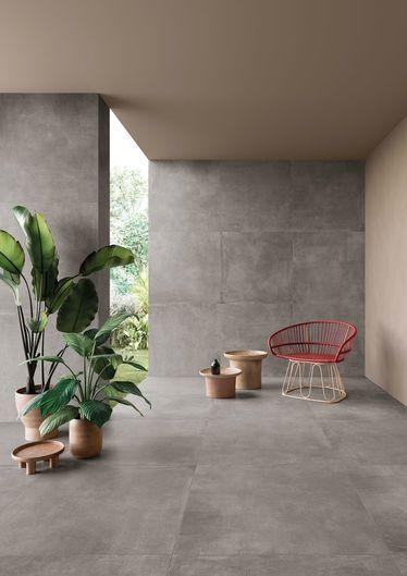 pavimenti e rivestimenti in gres effetto cemento industriale