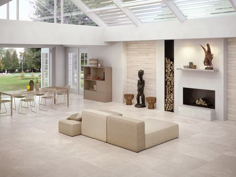 Matt finish stone effect tiles - Code